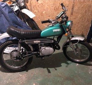 1971 yamaha dt100  For Sale