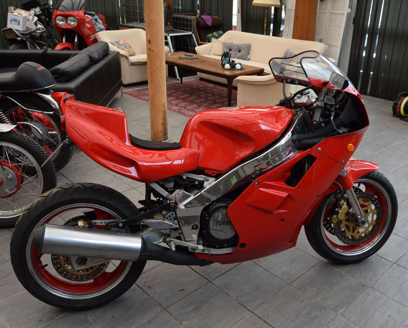 1987 Yamaha FZR 1000 Genesis For Sale (picture 1 of 6)
