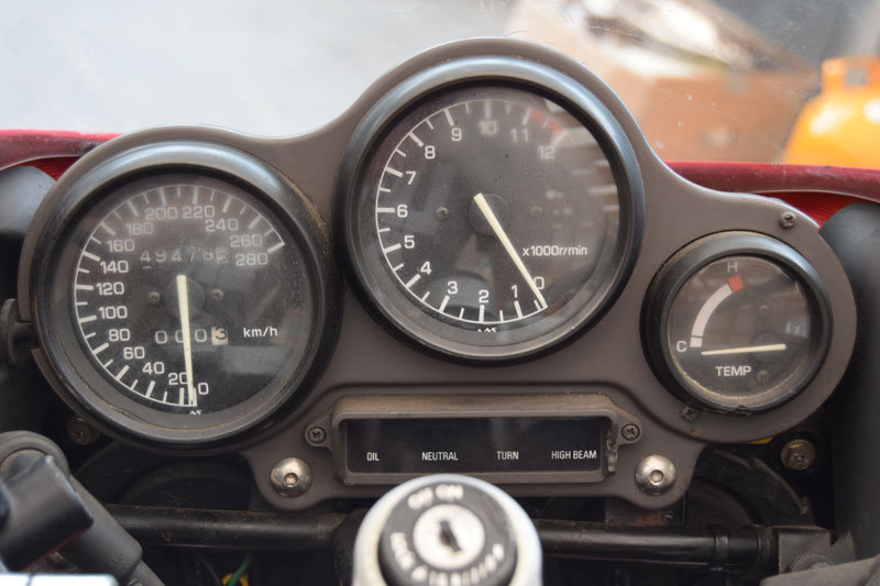 1987 Yamaha FZR 1000 Genesis For Sale (picture 4 of 6)