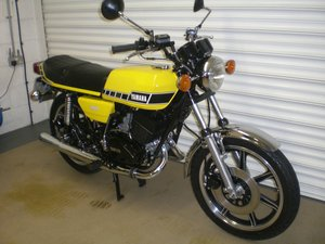 1983 Yamaha rd400f the holy grail of bikes