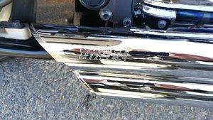 2005 Fine motorbike for a fine rider