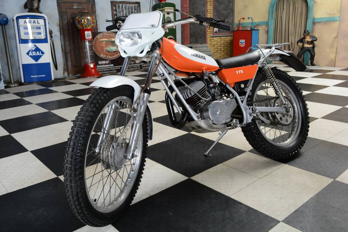 1976 Yamaha Dirt Bike  For Sale (picture 3 of 6)