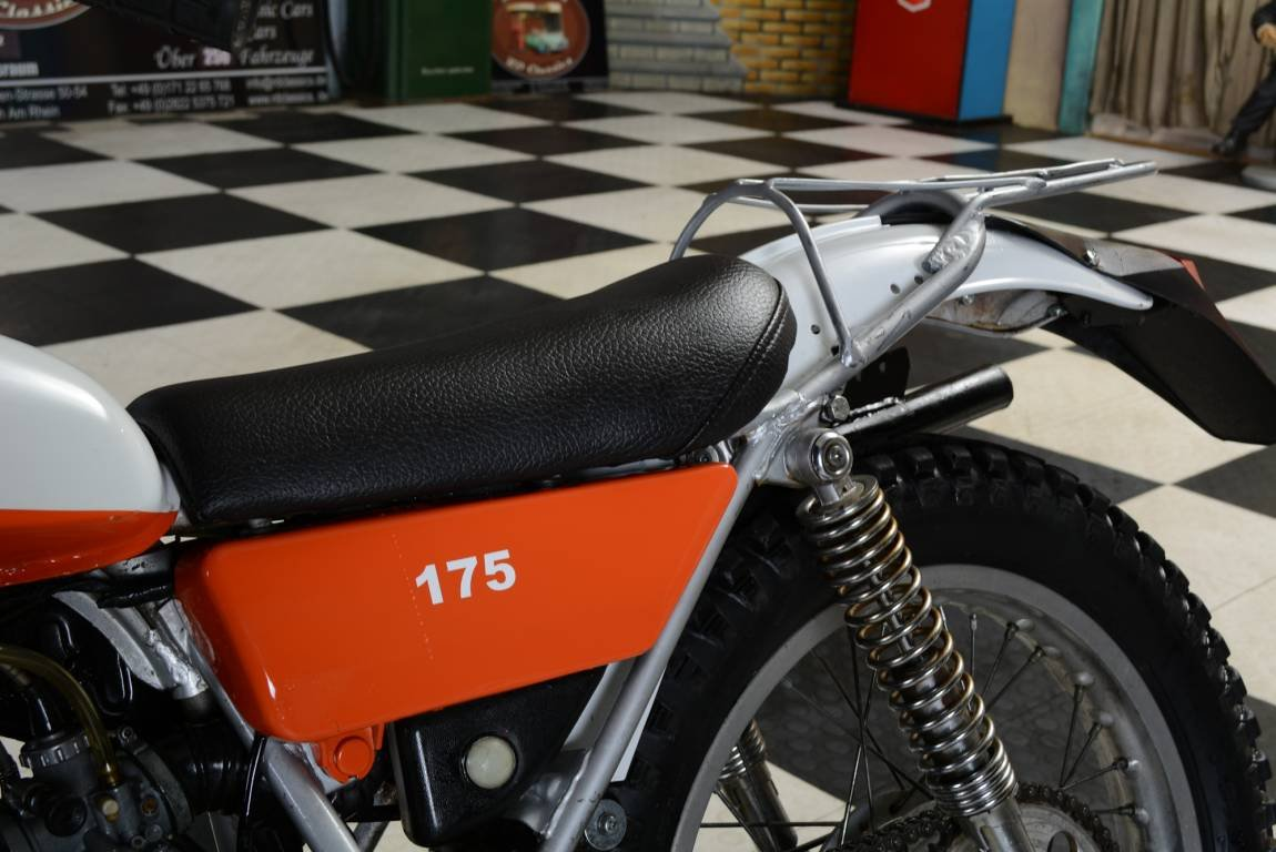 1976 Yamaha Dirt Bike  For Sale (picture 4 of 6)
