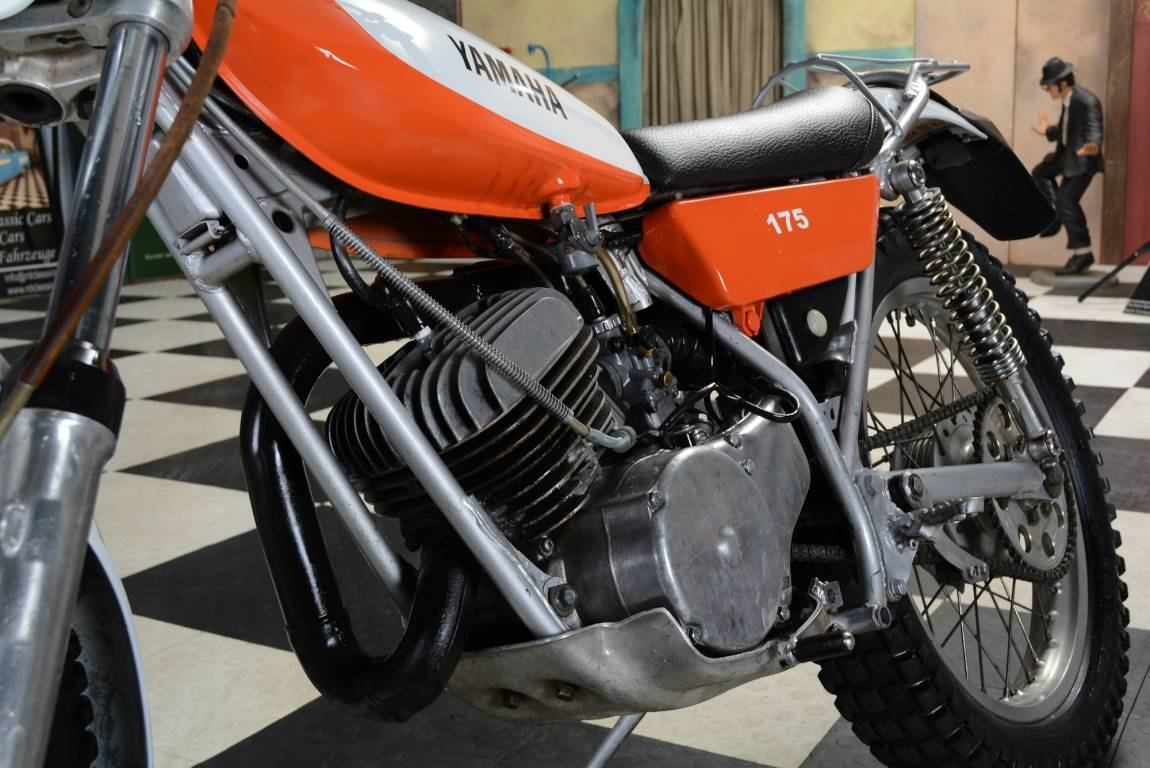 1976 Yamaha Dirt Bike  For Sale (picture 6 of 6)