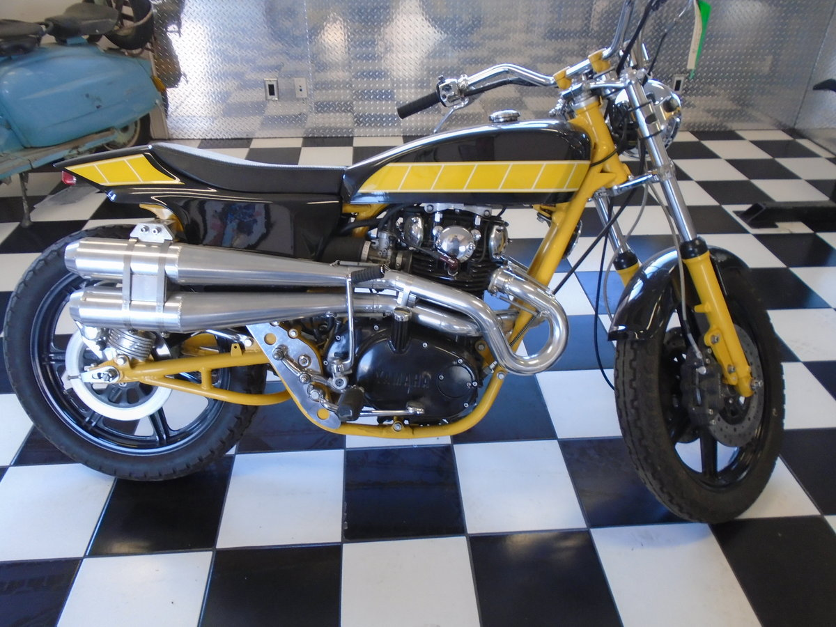 1979 Yamaha XS650 Flat Tracker For Sale   Car And Classic