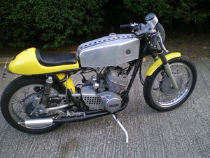 1970 Yamaha YDS6, 250cc Cafe Racer , Sprint bike ,Road Registered For Sale