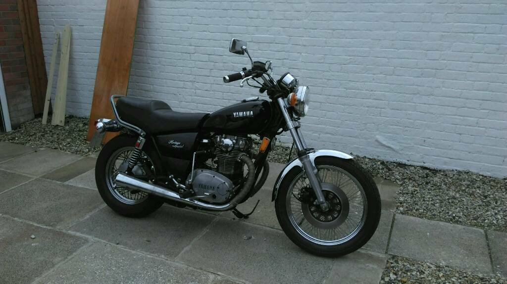 Yamaha XS 650 1983 For Sale (picture 1 of 4)