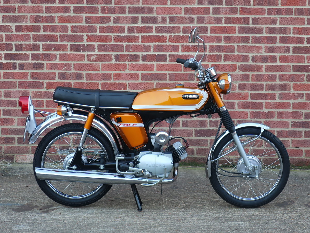1974 Yamaha FS1-E For Sale (picture 1 of 6)