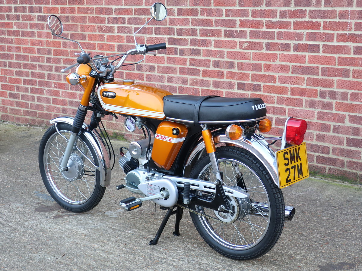 1974 Yamaha FS1-E For Sale (picture 5 of 6)