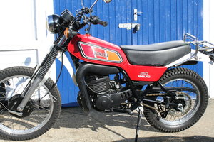 1977 Yamaha DT250 Enduro For Sale