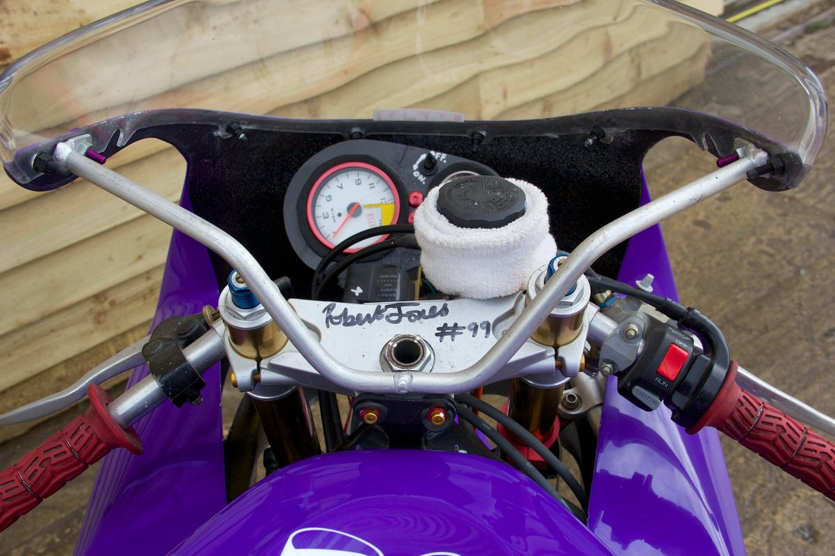 1995 Yamaha FZR-600R  For Sale (picture 5 of 6)