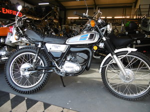 1977 Yamaha DT175 Timewarp UK Bike For Sale