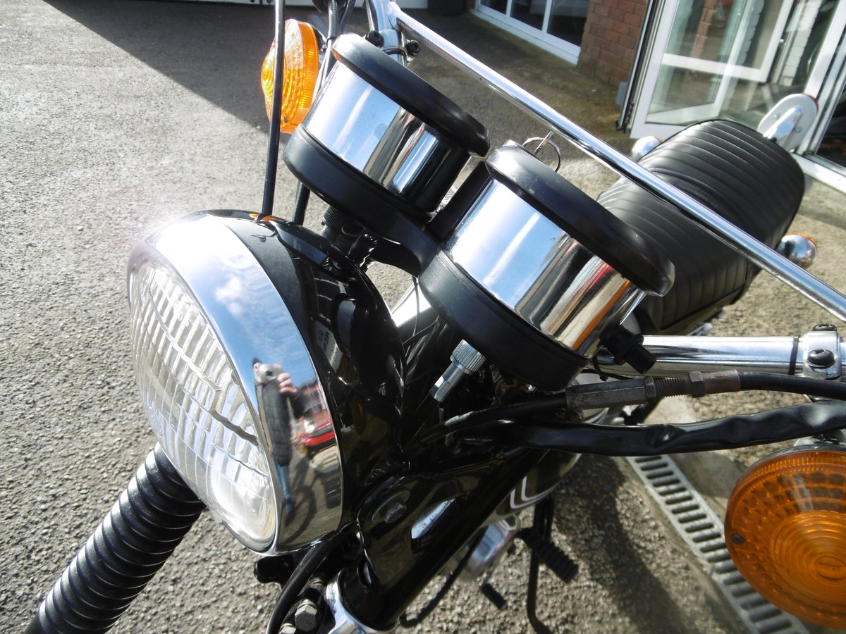 1977 Yamaha DT175 Timewarp UK Bike SOLD (picture 5 of 6)