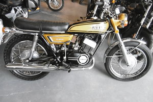 Yamaha RD250 / YDS250 Stunning Timewarp UK bike