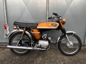 1976 YAMAHA FS1E FIZZY SIMPLY LOVELY 50CC MOPED £5495 ONO PX For Sale
