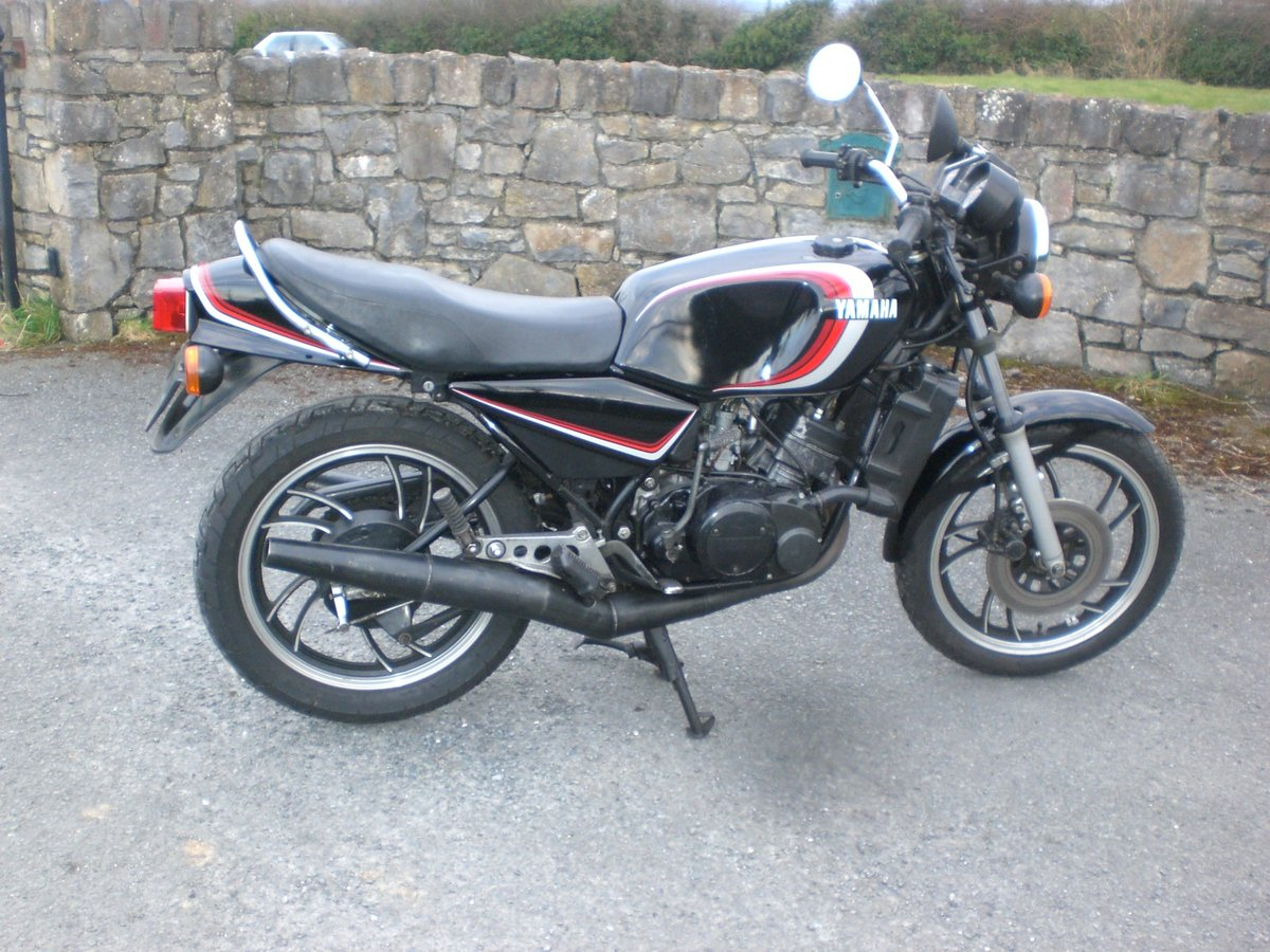 YAMAHA RD 250 LC 4 L1 1981  For Sale (picture 4 of 6)