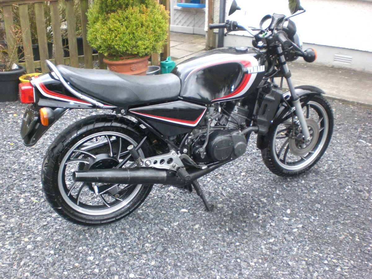 YAMAHA RD 250 LC 4 L1 1981  For Sale (picture 6 of 6)