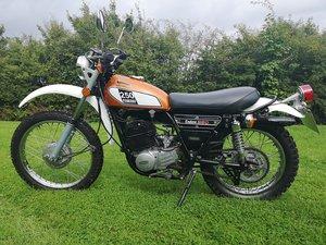 1974 yamaha dt250 enduro