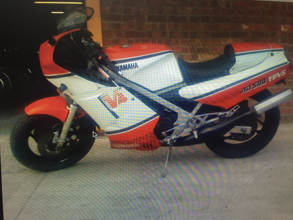1987 Yamaha RD500 Wanted any condition  For Sale | Car And