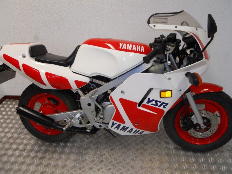 1987 Yamaha YSR 50 2 stroke . new For Sale (picture 1 of 6)