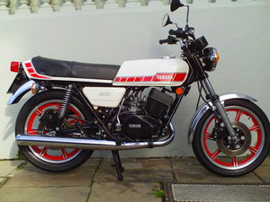 1981 YAMAHA RD400 F SOLD