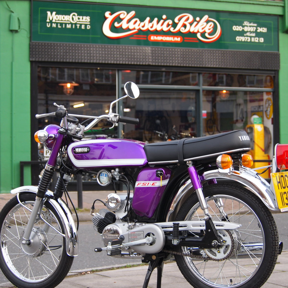 1975 Genuine UK FS1E, The Best, SOLD TO NIGEL. SOLD (picture 1 of 6)