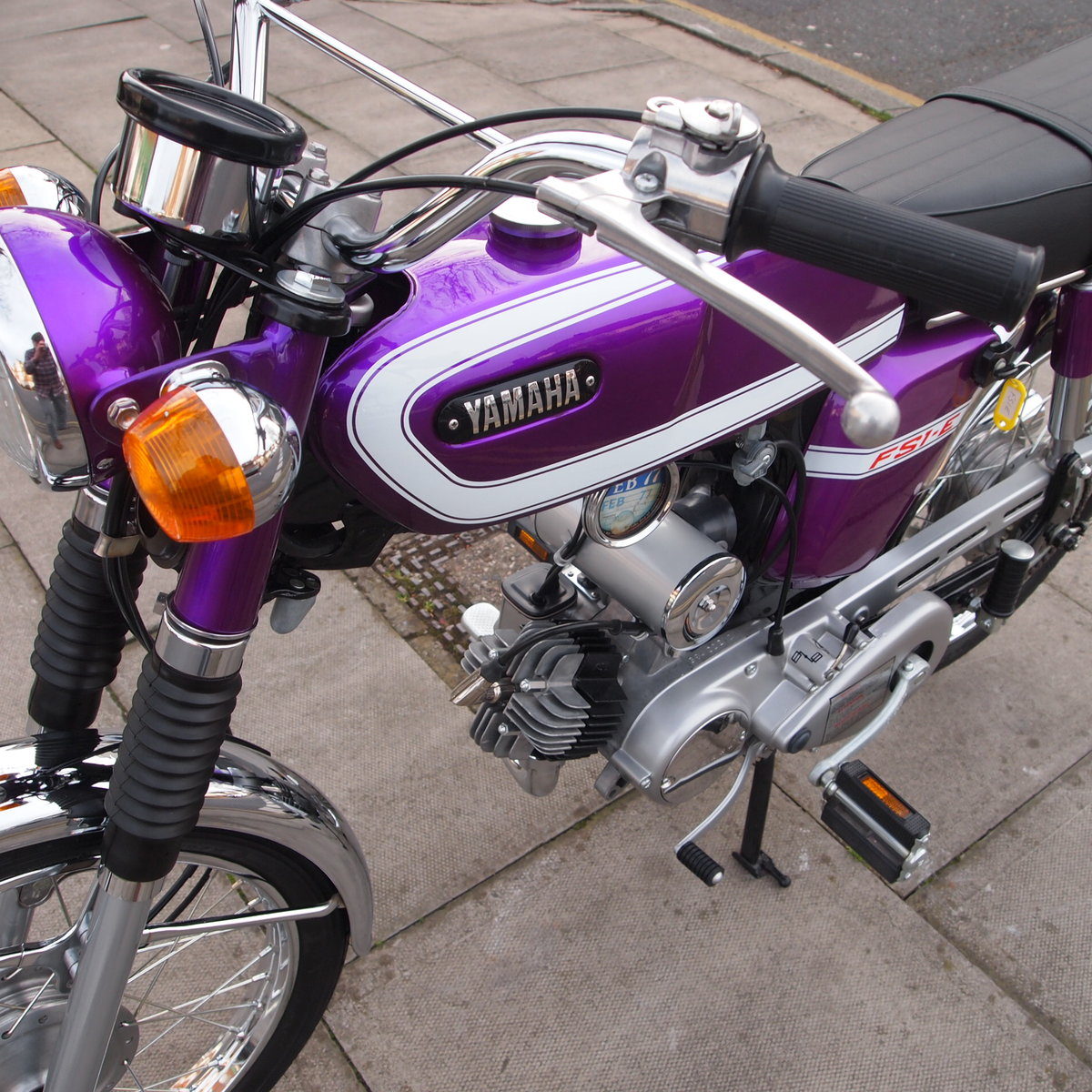 1975 Genuine UK FS1E, The Best, SOLD TO NIGEL. SOLD (picture 2 of 6)