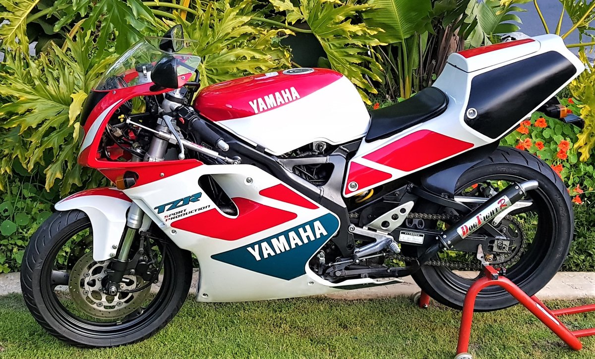 1992 YAMAHA TZR250 R-SP MINT CONDITION For Sale (picture 1 of 6)