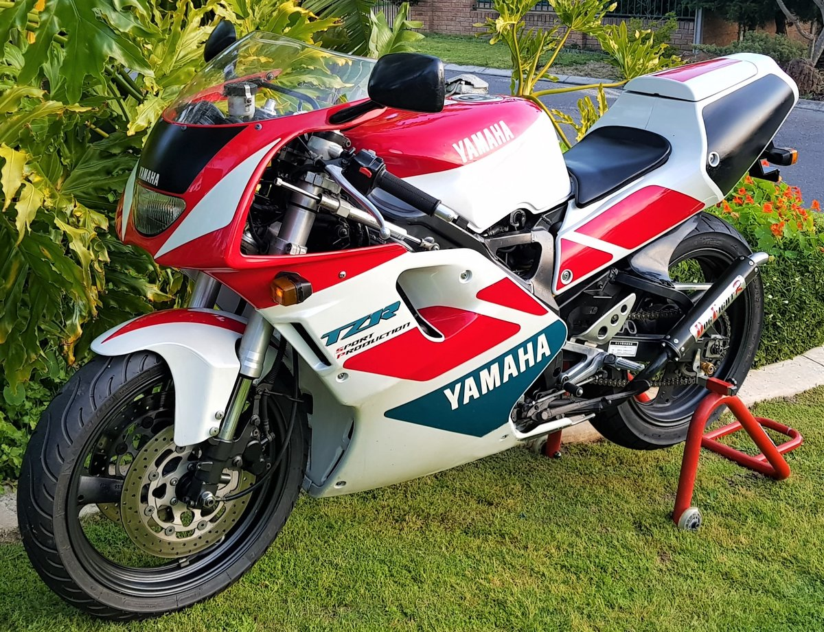 1992 YAMAHA TZR250 R-SP MINT CONDITION For Sale (picture 4 of 6)