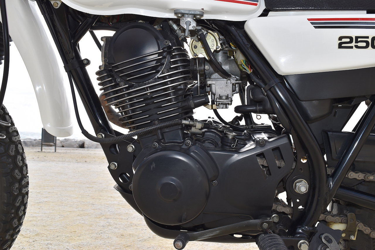 1988 Incredible Original & Unrestored Yamaha XT-250 For Sale (picture 6 of 6)