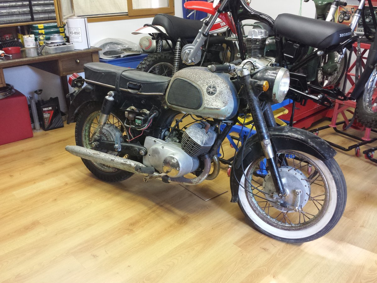 Yamaha YD3 250cc 1964 For Sale (picture 1 of 5)