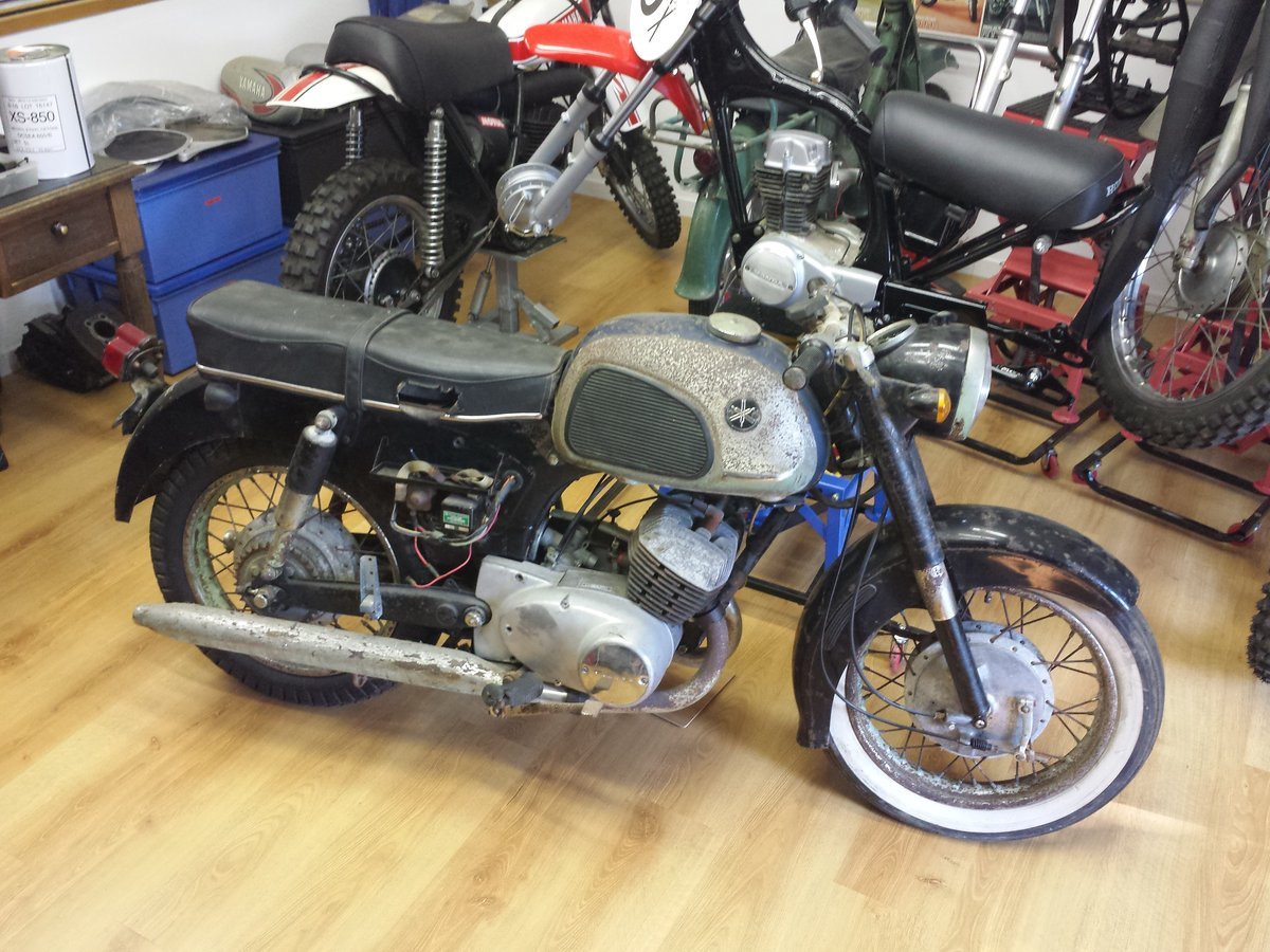 Yamaha YD3 250cc 1964 For Sale (picture 2 of 5)