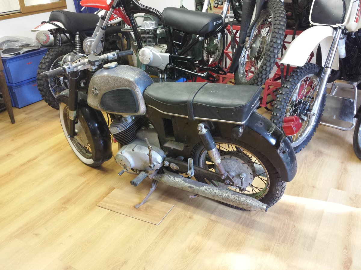 Yamaha YD3 250cc 1964 For Sale (picture 3 of 5)