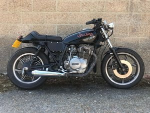1980 Yamaha Cafe/Bratt  Bike For Sale