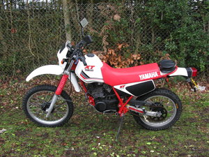1983 Yamaha XT250 (Registered in the UK 2018) For Sale by Auction
