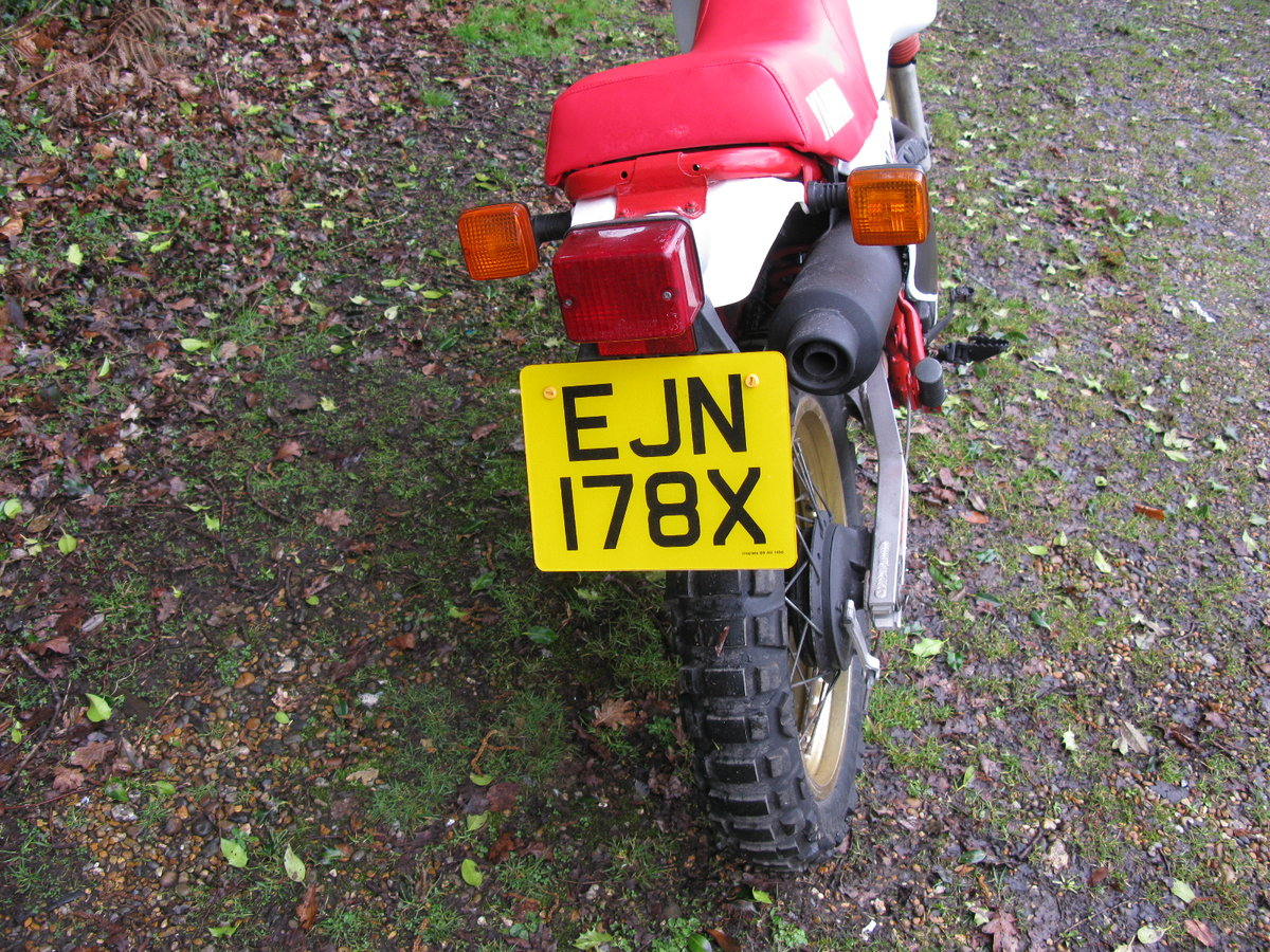 1982 Yamana XT600 (Registered in the UK 2018) For Sale by Auction (picture 2 of 4)