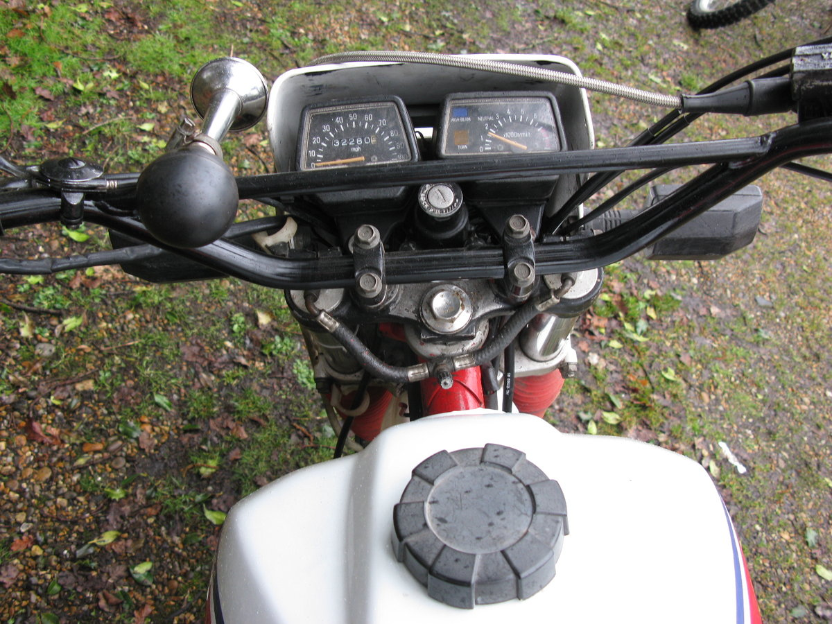 1982 Yamana XT600 (Registered in the UK 2018) For Sale by Auction (picture 3 of 4)
