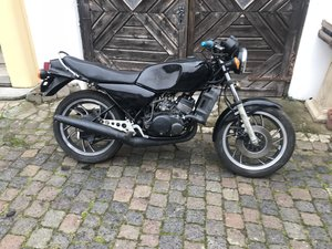 Yamaha RD 350LC 4L0 ready for drive