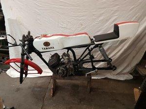 1969 Yamaha AS1 Race Bike Needs Finishing