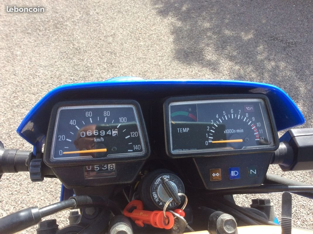 1987 Yamaha DT 125 LC only 4100 miles like new !!!! For Sale (picture 3 of 3)