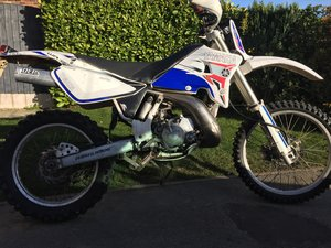 1994 Yamaha WR200 two stroke enduro DT For Sale
