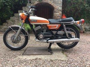 1961 Yamaha R5 350 1971  For Sale
