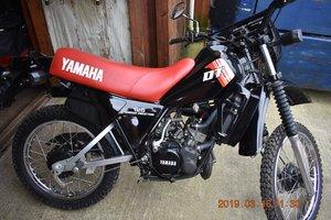 Yamaha DT125LC 1984.