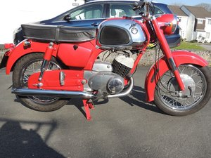 1963 Yamaha YD3 250 For Sale