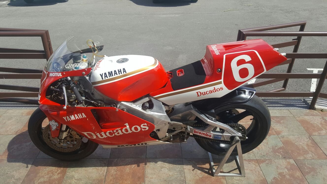 1992 Yamaha YZR 500 ex Joan Garriga For Sale (picture 2 of 6)