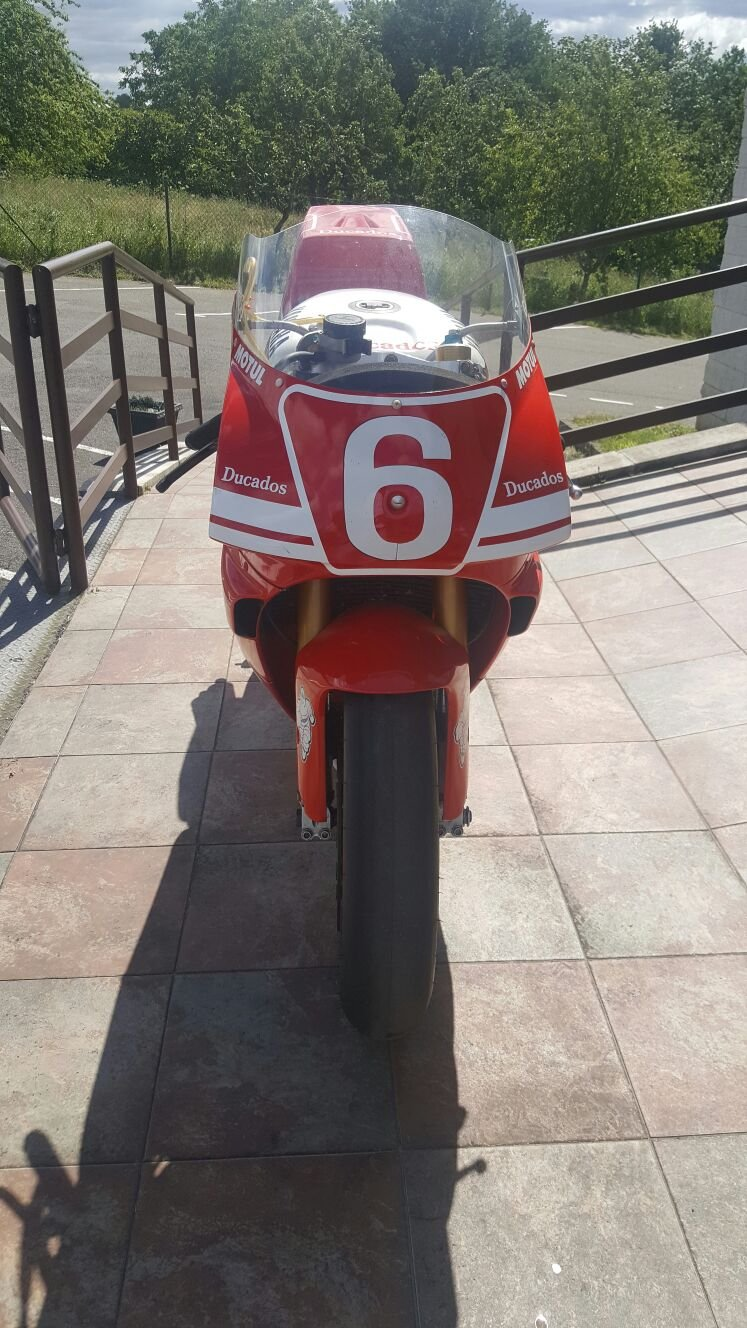 1992 Yamaha YZR 500 ex Joan Garriga For Sale (picture 3 of 6)