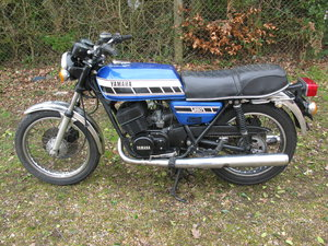 1977 Yamaha RD250C For Sale by Auction