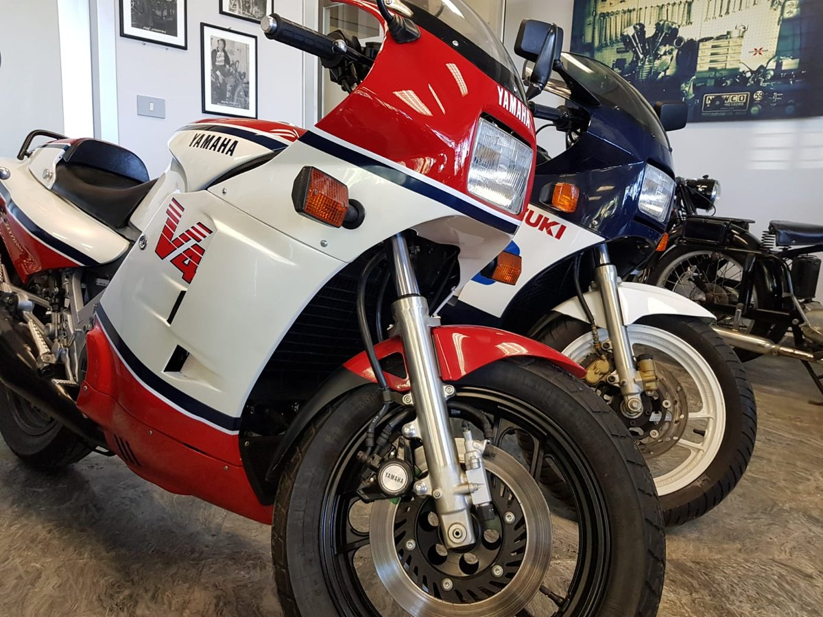 1985 Yamaha RD 500 LC For Sale (picture 1 of 6)