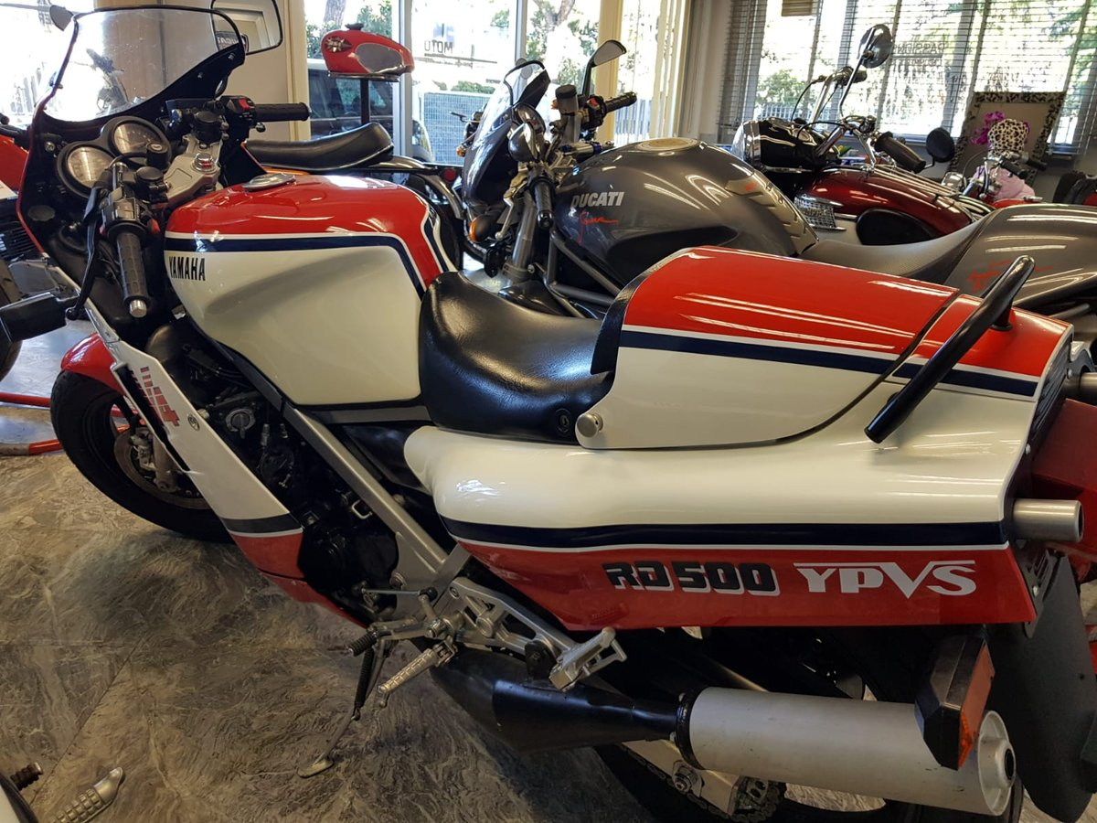 1985 Yamaha RD 500 LC For Sale (picture 2 of 6)