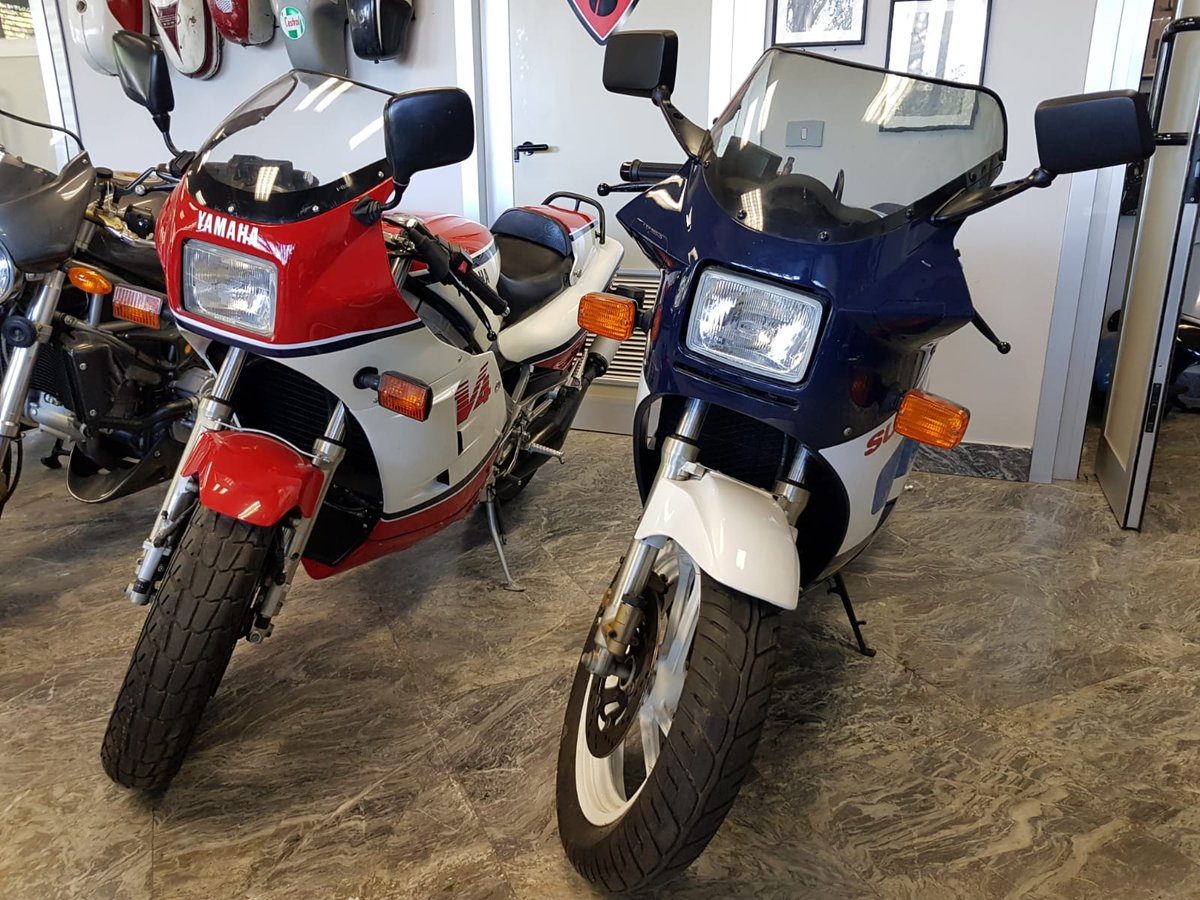 1985 Yamaha RD 500 LC For Sale (picture 4 of 6)